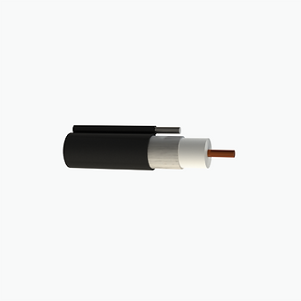 Cable coaxial P500 seamless