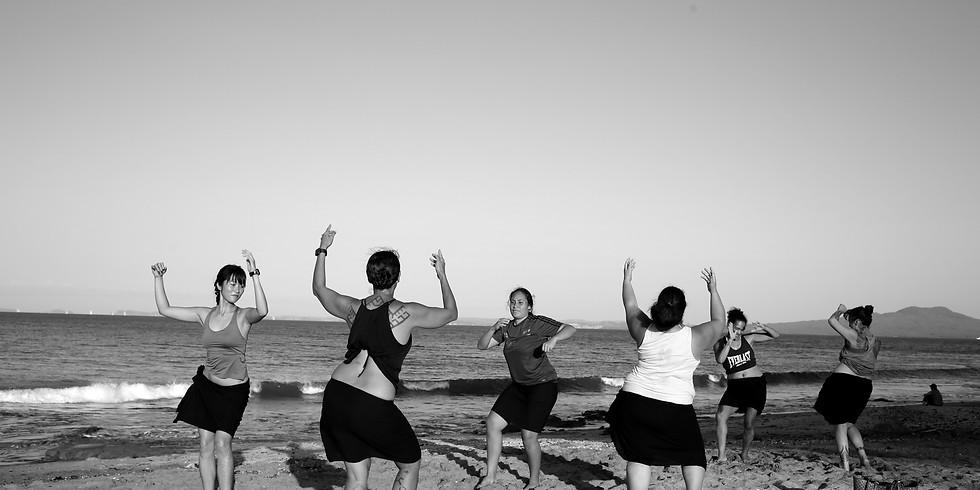 Nesian Dance Class | Campbells Bay Beach | 11 April