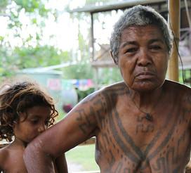 The foundation of Melanesian Marks began