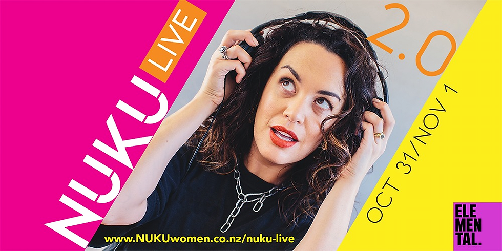 Nesian Dance Class at NUKU LIVE 2.0 - 1 November