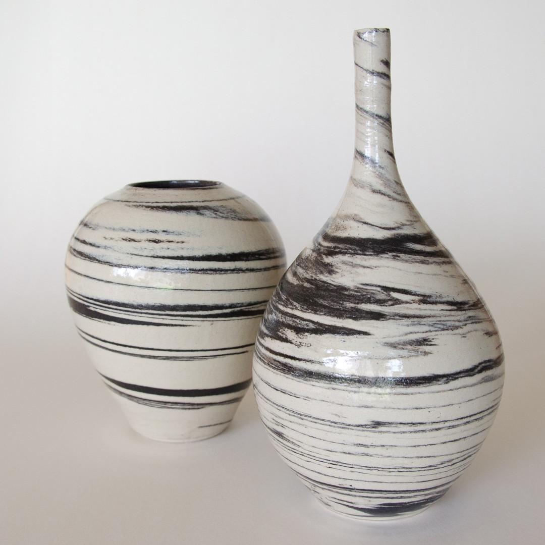 Vazen steengoed