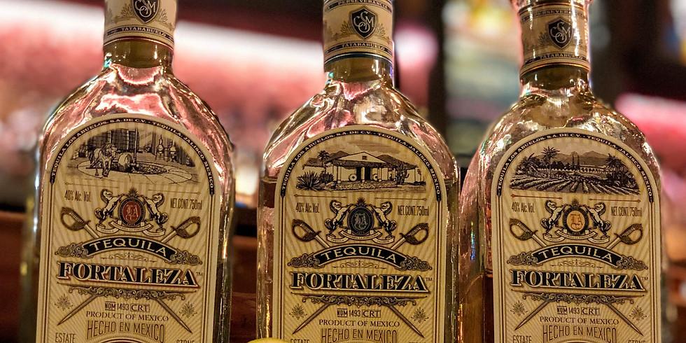 Fortaleza Tequila & Food Pairing