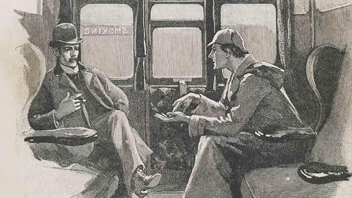 Cambio de contexto: Sherlock Holmes, fría comprensión filosófica