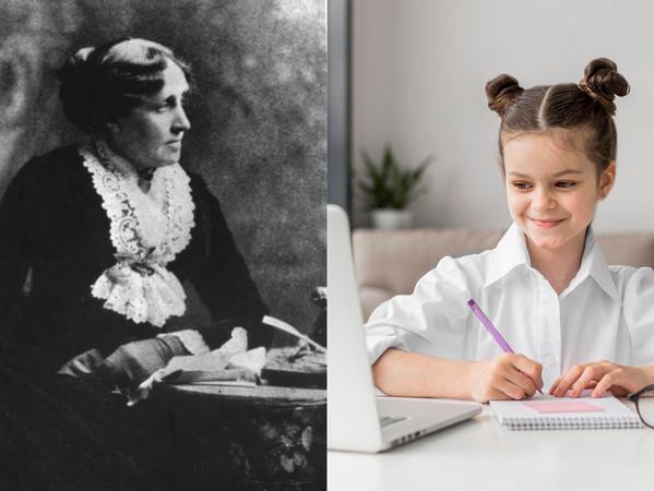 Cambio de contexto: ¿Qué diría Louisa M. Alcott de las clases en casa?