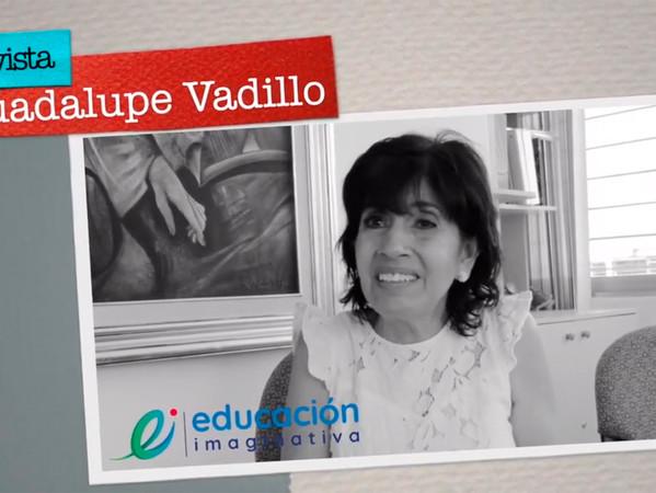 Entrevista a Guadalupe Vadillo