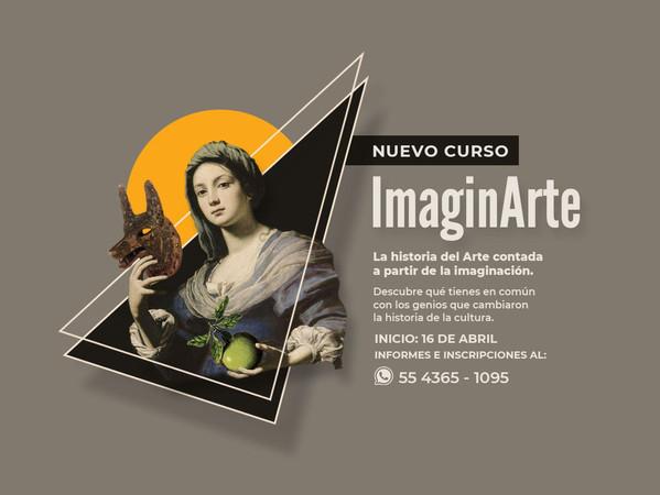 El investigador Héctor Palhares recorrerá la historia del arte por medio de la imaginación