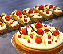 Patisserie, le Fournil de la Grange, la tarte Délice