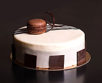 Patisserie, le Fournil de la Grange,le trois chocolats