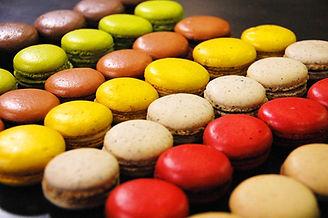Traiteur au Fournil de la Grange, macarons sucrés