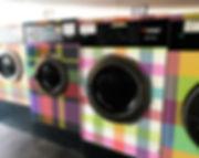 Tandm Design, agence de design spécialisée dans la décoration murale sur des machines a laver