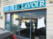 Tandm Design, agence de design spécialisée dans la décoration murale pour un lavomatique