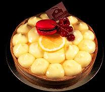 Patisserie, le Fournil de la Grange, la tarte citron