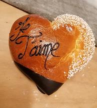 Brioche Valentine