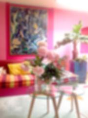 Tandm Design, agence de design spécialisée dans la décoration murale pour un particulier