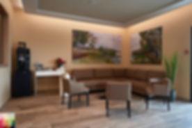 Tandm design salle de convivialite funer