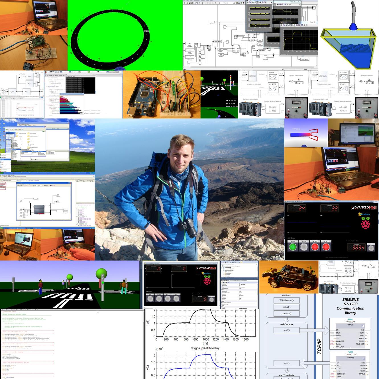 SCADA: Raspberry Pi + Advanced HMI + Gspread