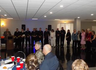 New Personnel sworn in