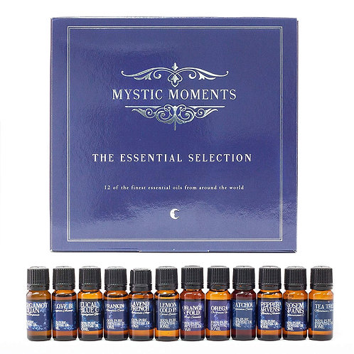 Mystic Moments Essential Oils