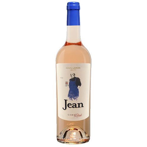Jean Gamay Rose' France