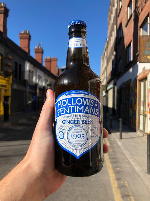 HOLLOWS GINGER BEER 5%