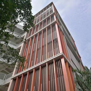 Desheng School Design, Shunde, China
