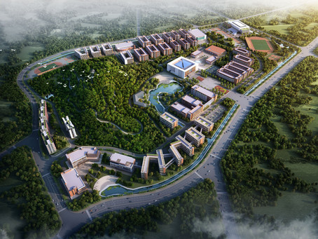 CO-DE is invited to enter a campus design competition in Shunde, PRC.