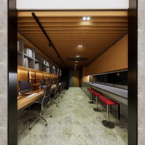 An Opal Office & Workshop, Hong Kong