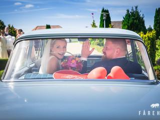 Sådan vælger I den bedste fotograf til jeres bryllup