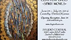 "STUDIO CENTRAL PRESENTS CLAYTON BASS ""SPIRIT MOVES"""