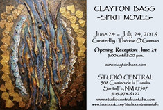 "STUDIO CENTRAL PRESENTS CLAYTON BASS ""SPIRIT MOVES"""
