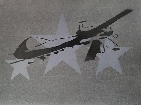 DRONE WARS STUDY