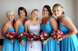 wedding Hair & Make-up by split endz