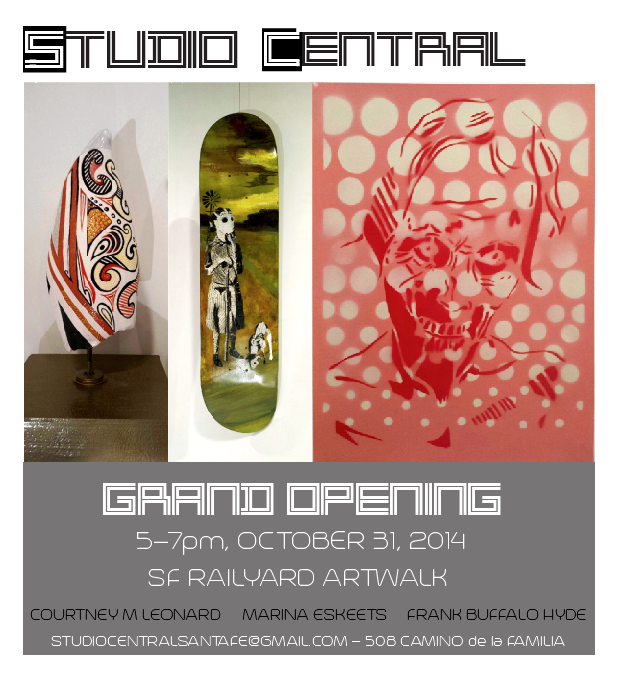 GRAND OPENING: STUDIO CENTRAL