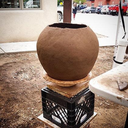 Ceramics: Hand-building (Two Hour) Individual