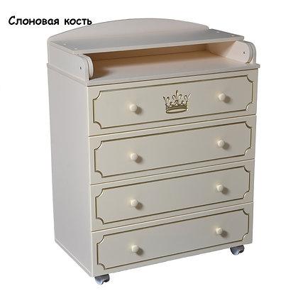 Комод NIСOL МДФ 800/4