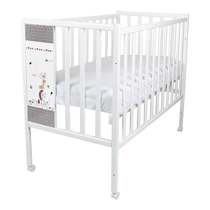 Кровать детская Magico LOFT FRIENDS (колесо, качалка)