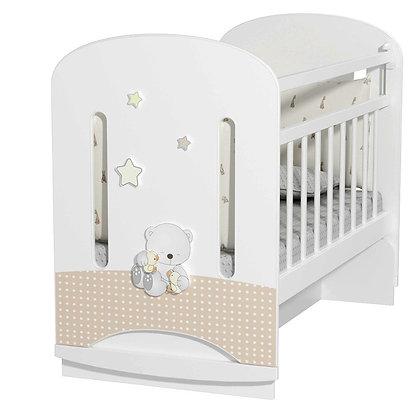 Кровать детская Amici Nuvola (колесо-качалка с маятником)