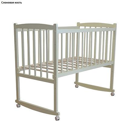Кровать детская Массив БЕБИ 1