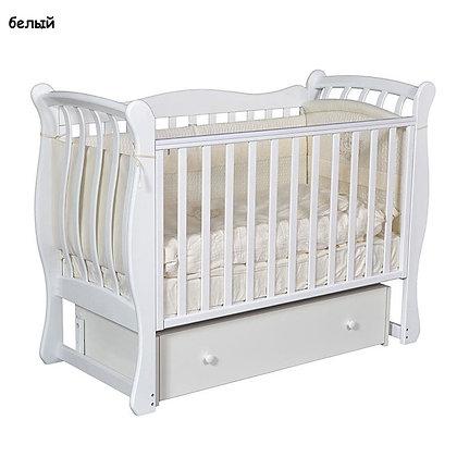 Кровать детская Антел LUIZA-3 (универсальный маятник)