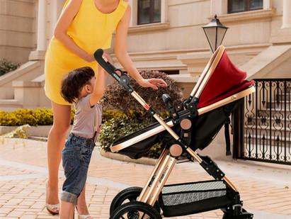Мамам. Как выбрать коляску для новорожденного. Часть 1
