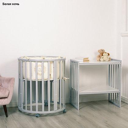 Кровать детская Incanto AMELIA 8в1