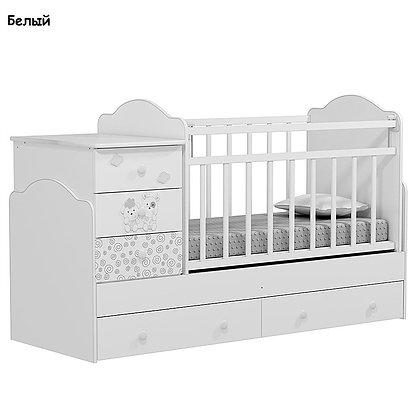 Кровать детская Альма Няня FATTORIA UNIVERSAL