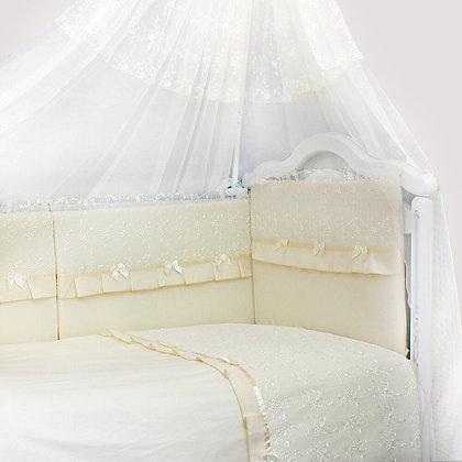 Комплект в кроватку 5 предм. MARCELLA