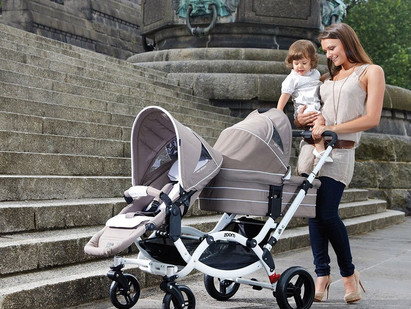 Мамам. Как выбрать коляску для новорожденного. Часть 2.