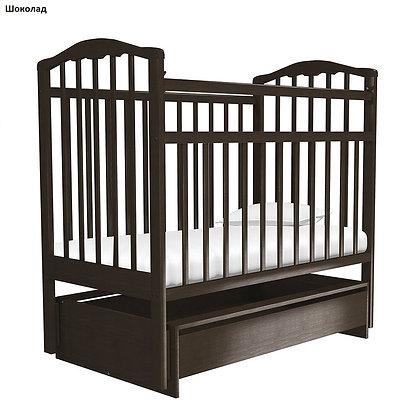 Кровать Агат ЗОЛУШКА-4