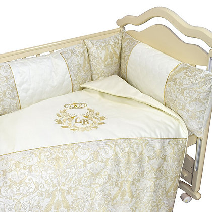 Комплект в кроватку 4 предм. GOLDEN KIT