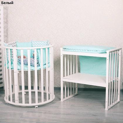 Кровать детская Incanto Nobelёv 9 в 1