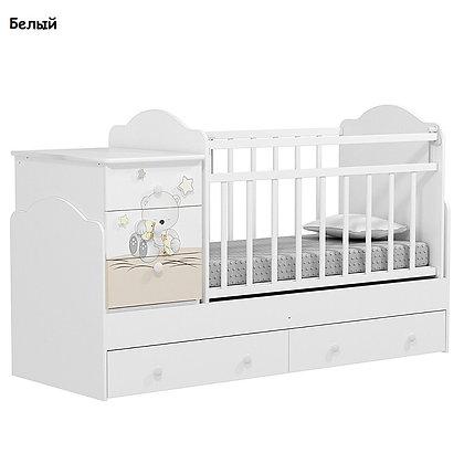Кровать детская Альма Няня AMICI UNIVERSAL