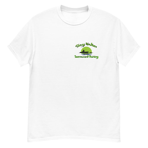 Slay Nation- Good Vibes Kayak T-Shirt ( Front & Back)
