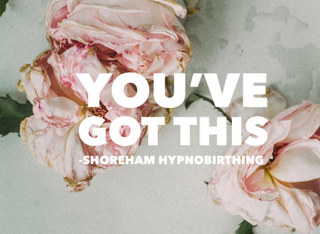 Why choose a face to face hypnobirthing course?